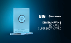 Digitain wins BiG Africa Supershow Award