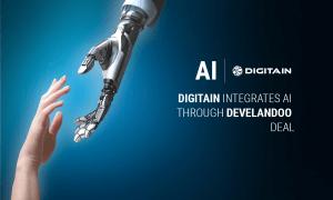 Digitain Integrates AI Through Develandoo Deal