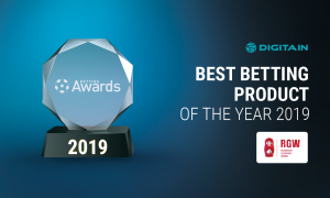 Digitain Wins Best Betting Product Of The Year At The RGW Awards 2019