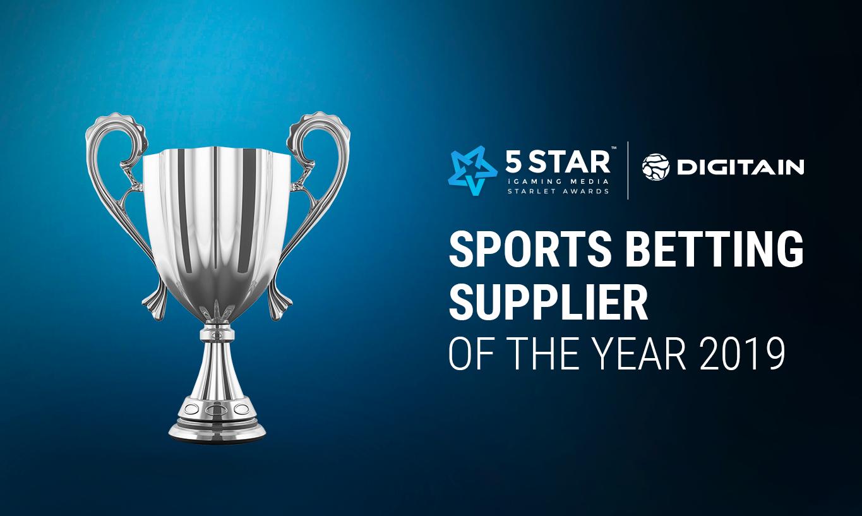Sporst Betting Supplier year 2019