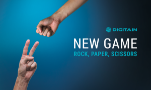 New game rock,pape,scissors Digitain