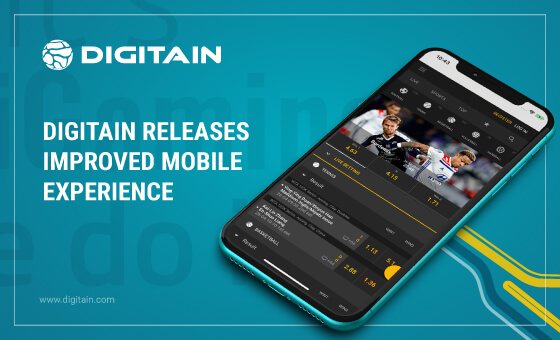DIGITAIN-RELEASES mobile experience