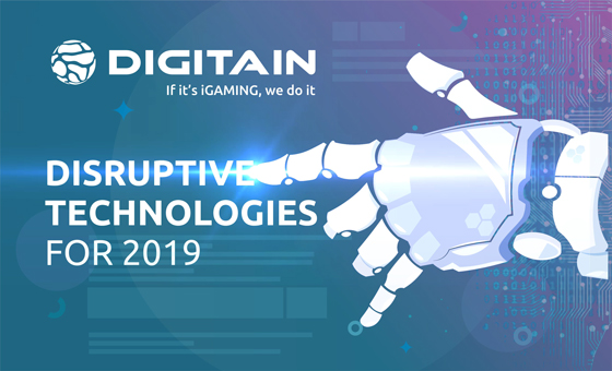 Disruptive technologies for 2021