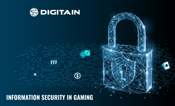 Information Security in Gaming