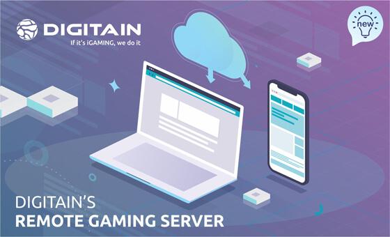 Digitain's Remote Gaming Server