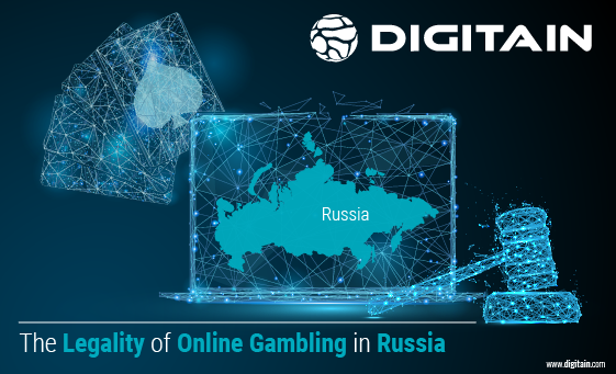 The Legality of Online Gambling In Russia