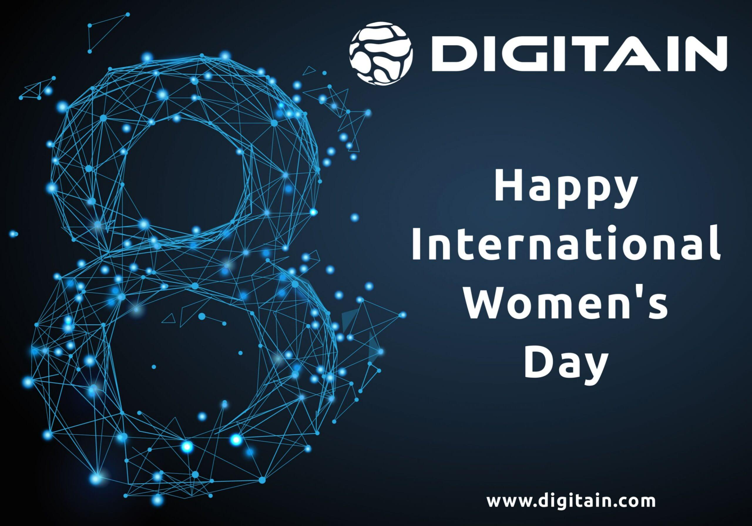International women's day at Digitain