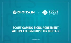 Scout Gaming Signs Agreement With Platform Supplier Digitain