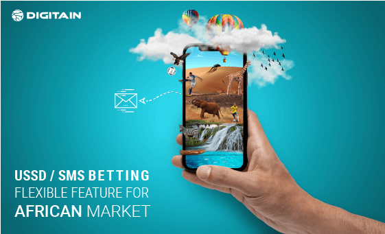 Sms betting for african market