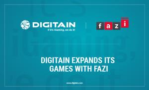 Digitain Upgrade Casino Portfolio In Fazi Deal