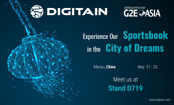 Digitain Attends G2E Asia 2019