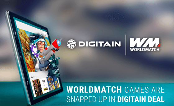 Digitain Wordlmatch games