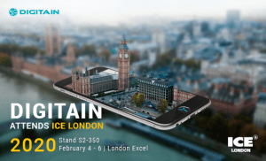 Digitain Attends Ice London