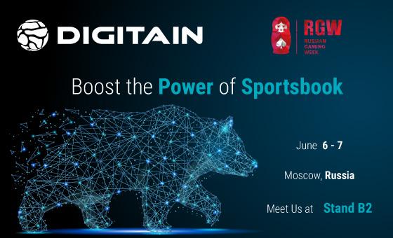 Digitain Joins Russian Gaming Week 2019
