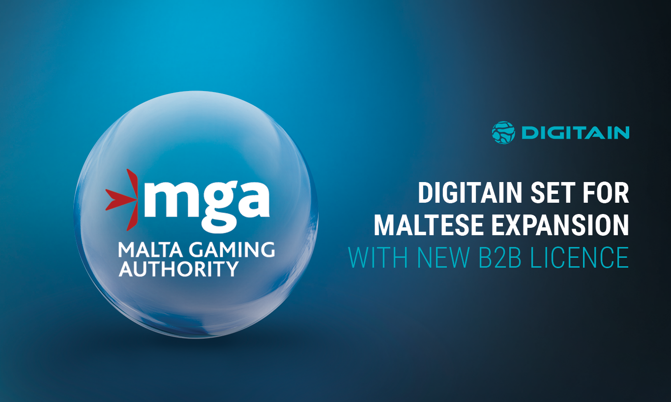 Malta Gaming Authority New Licence Digitain