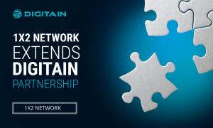 Digitain extends 1X2 Network partnership