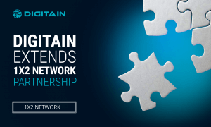 Digitain extends 1X2 Network partnership