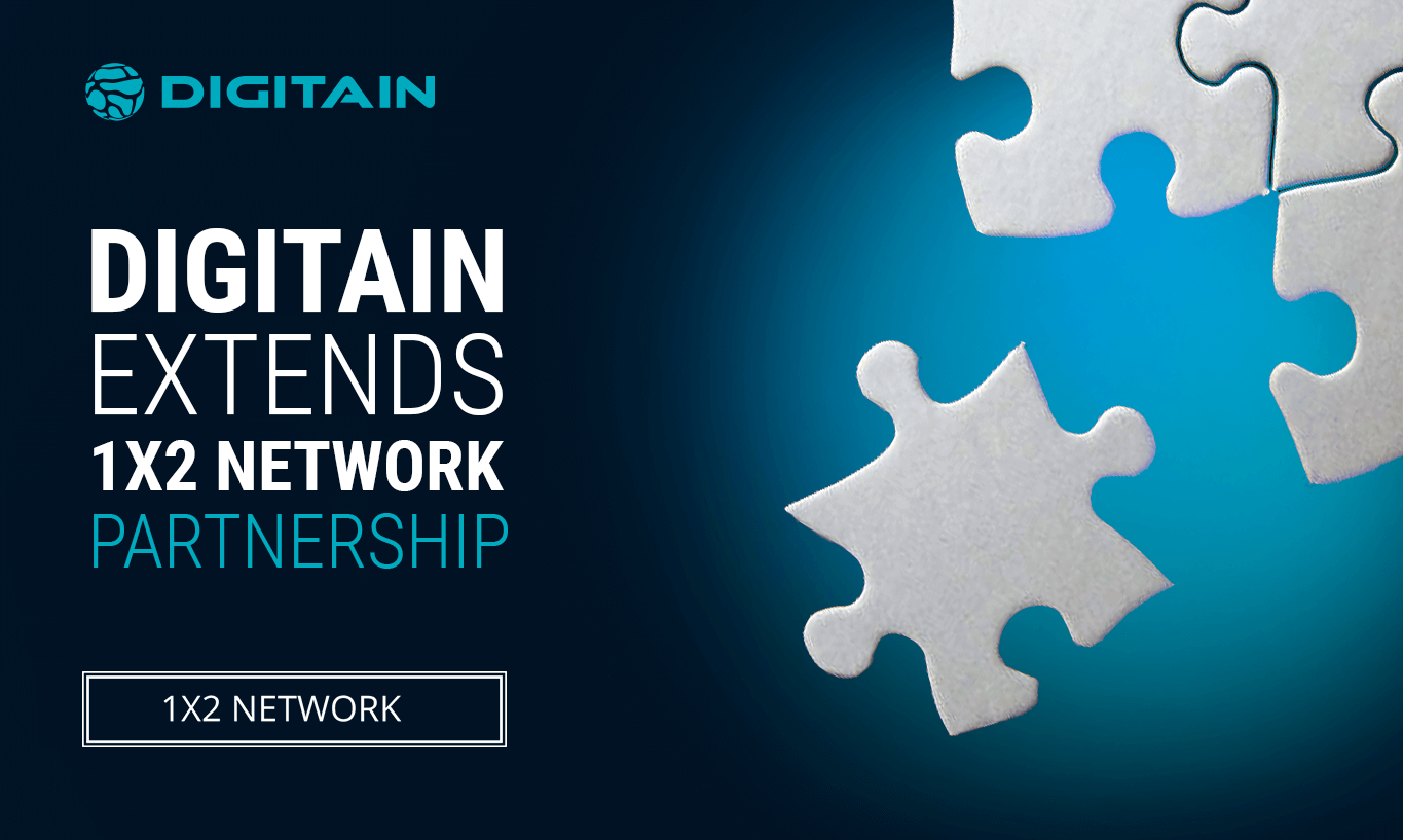 Digitain and 1x2 Network
