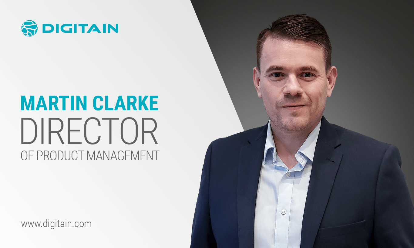 Digitain appoints Martin Clarke as director of product management