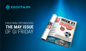 GI FRIDAY and Digitain
