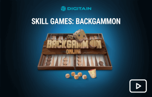 SKILL GAMES: BACKGAMMON