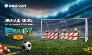 Digitain steps up to the mark with football-themed Penalty