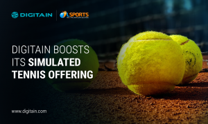 DIGITAIN AND LSPORTS DOUBLE UP FOR SIMULATED TENNIS ROLL OUT