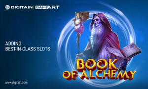 Book of Alchemy Slots Digitain