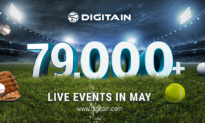 More than 79,000 live events - Digitain