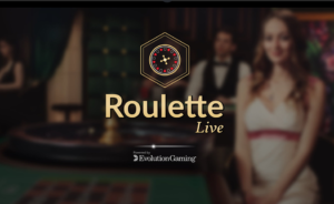 Roulette Live Digitain - Evolution Gaming