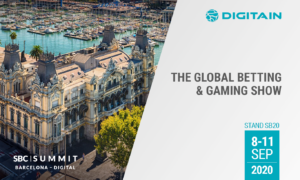 Digitain is exhibiting at SBC SUMMIT Barcelona