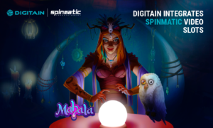Digitain integreates Spinmatic video slots