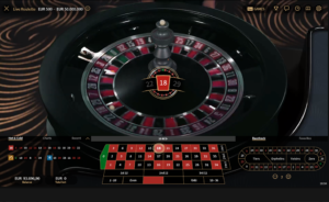 Live Roulette Digitain
