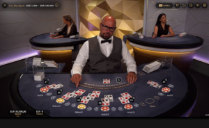 Live BlackJack Digitain
