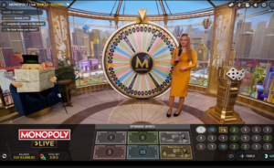 Monopoly Live Digitain
