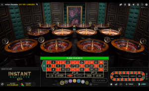 Instant Roulette Digitain