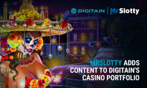 Digitain and MrSlotty Agree Content Supply Deal