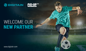 Digitain agrees deal with Pin-Up to supply sportsbook services
