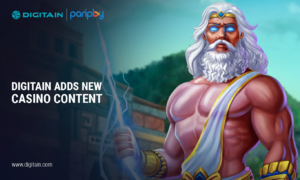 Digitain add new casino content