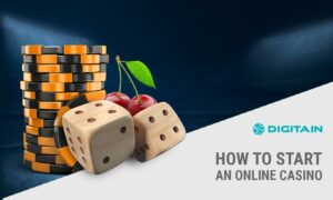 HOW TO START AN ONLINE CASINO