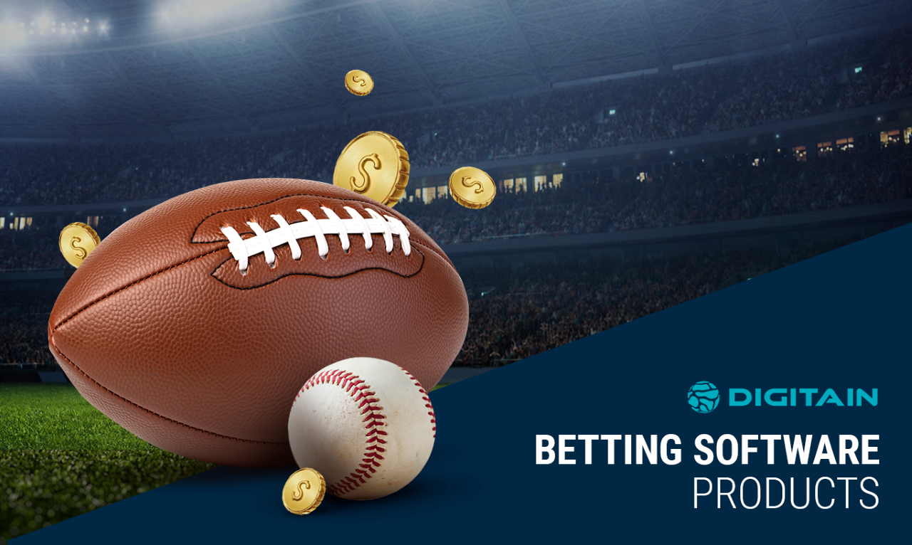 BETTING PRODUCTS AND SOLUTIONS